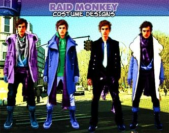rm - costume designs 1